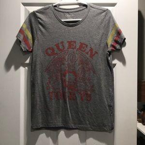 Lucky Brand Queen tshirt